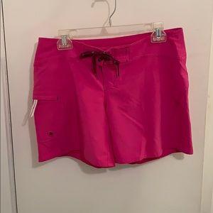 Athleta board shorts